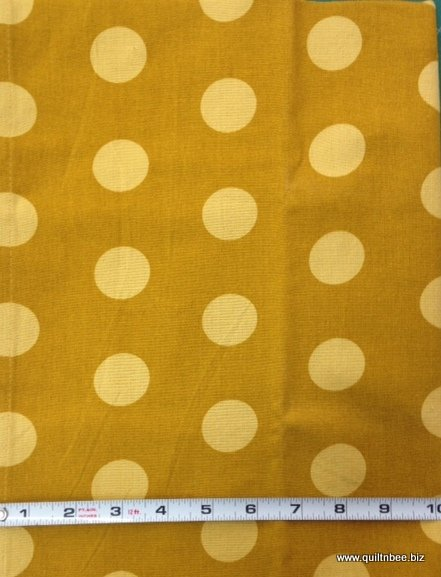 Gold Dot Towel 20 X 28