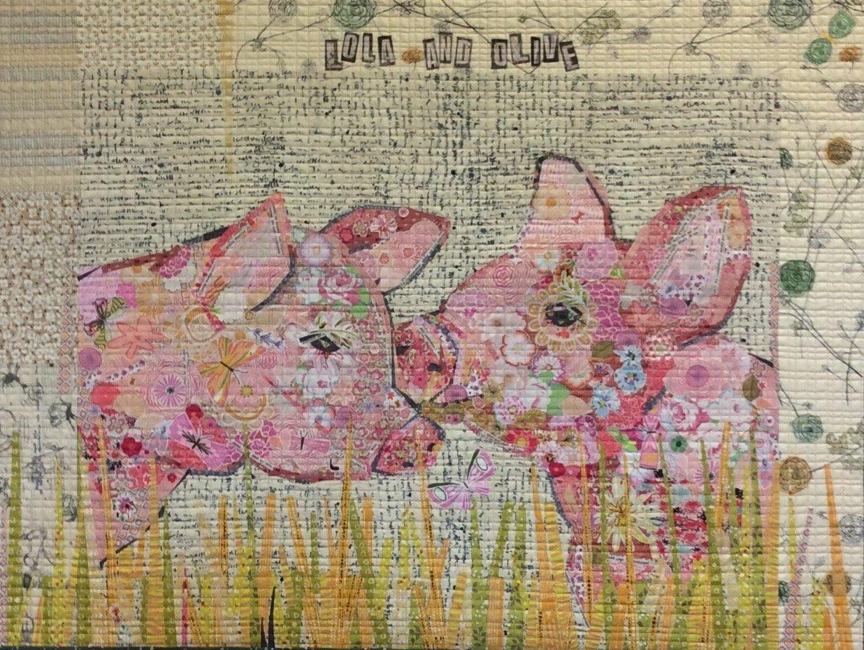 Lola & Olive by Laura Heine
