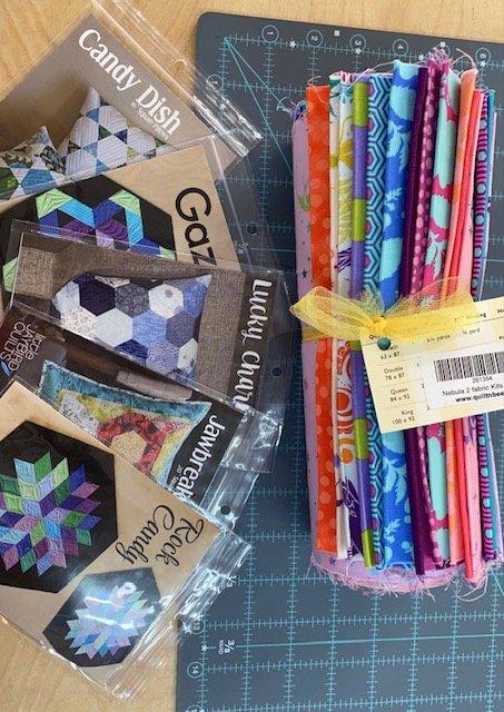 Nebula 2 Fabric Kits