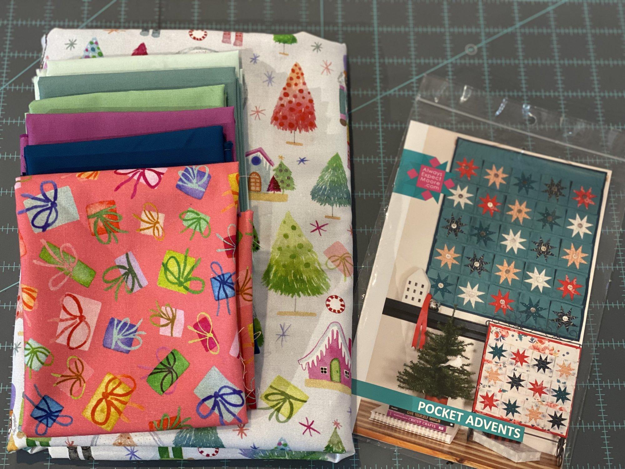 Wonderland Pocket Advent Kit