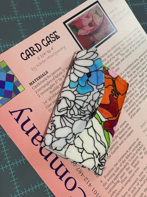 DIY Color Card Case KIT