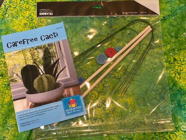 CareFree Cacti Supply Kit