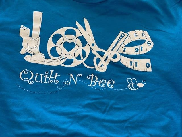LOVE Quilt N Bee Shirts
