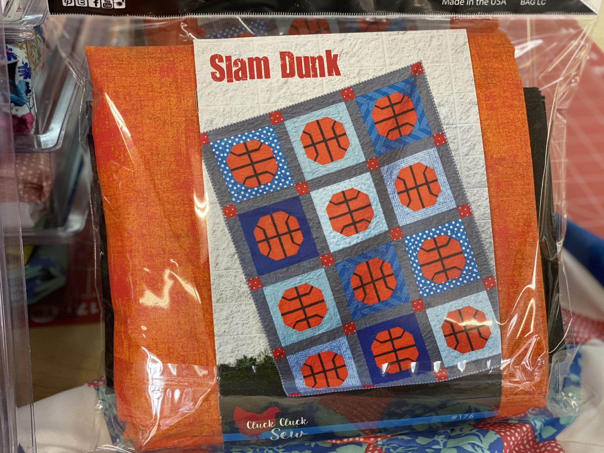 Thunder Slam Dunk Kit