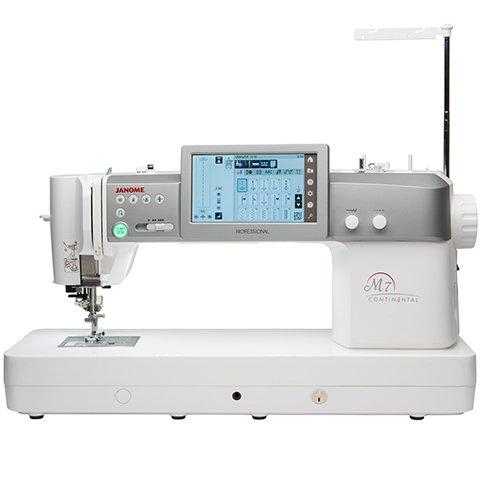 M7 Continental Sewing Machine