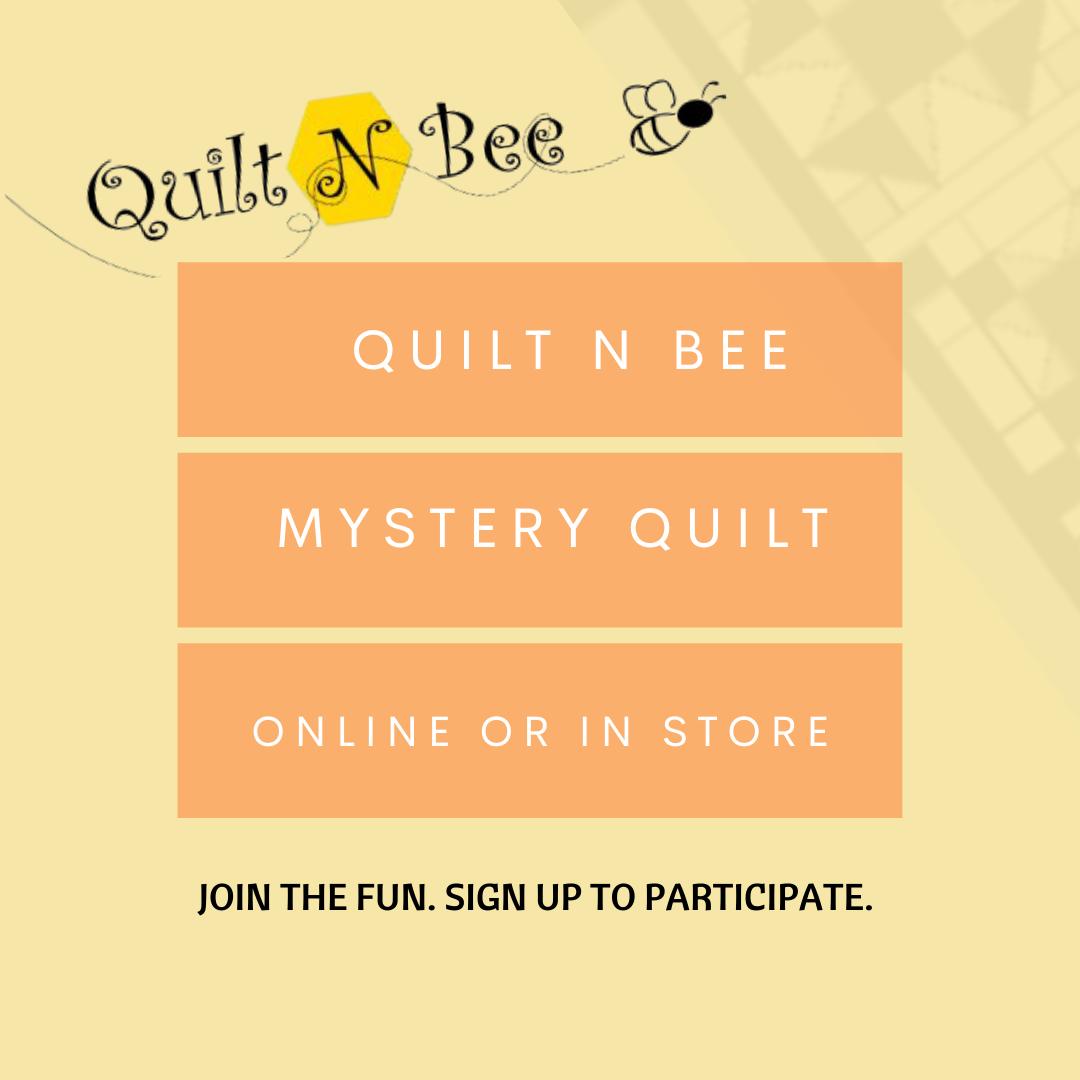 Mystery Quilt Kit (Kindred)