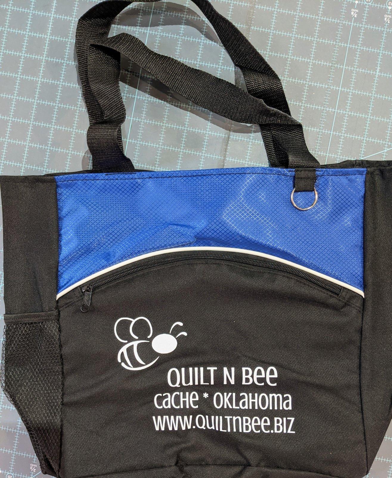 QNB VIP Bag-Blue