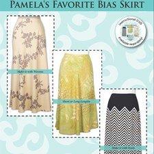 Pamelas Favorite Bias Skirt