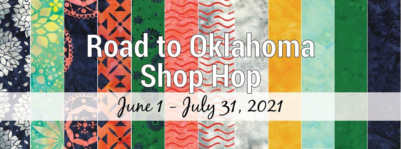 Road to Oklahoma Shop Hop