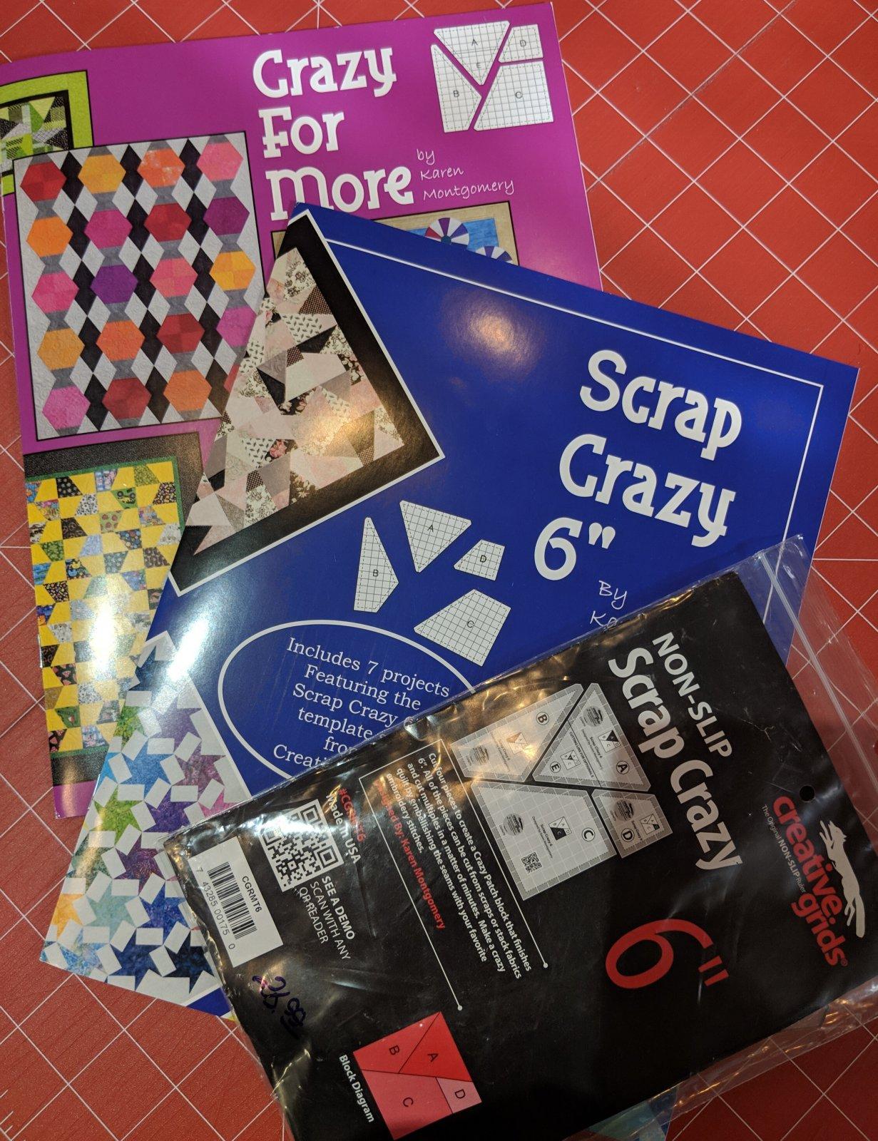Scrap Crazy Kit 1