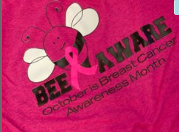 BEE AWARE T-shirts