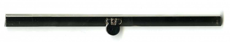Diva Wallet Frame  8 inch  Silver