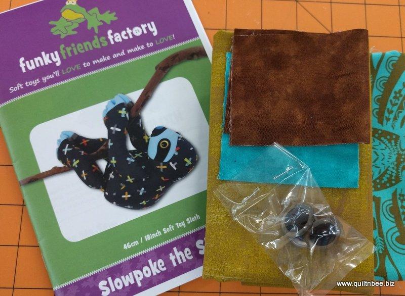 Slowpoke the Sloth Kit
