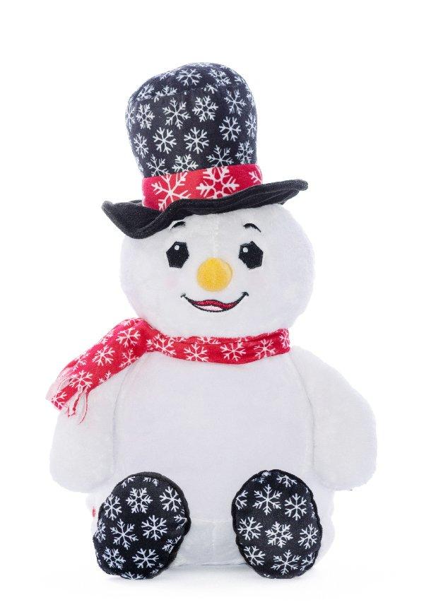Snowman Cubbies