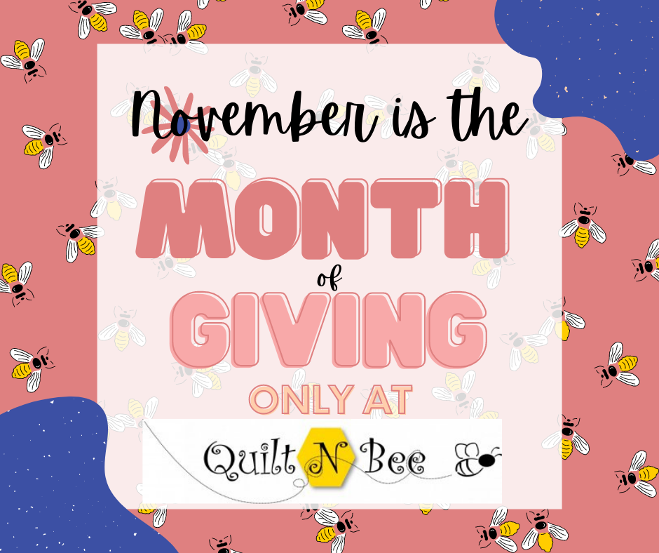 Month of Giving Sign Up