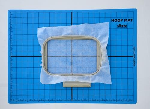 DIME Non-Slip Hoop Mat