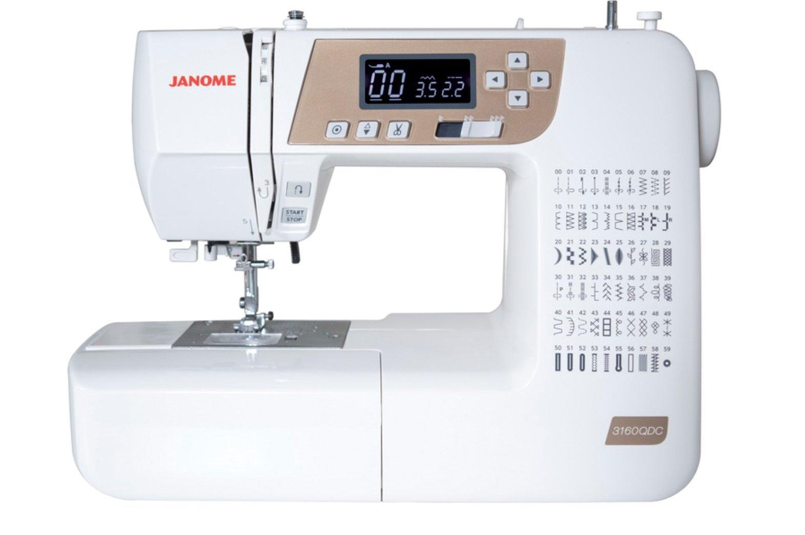 Janome 3160 QDC-T