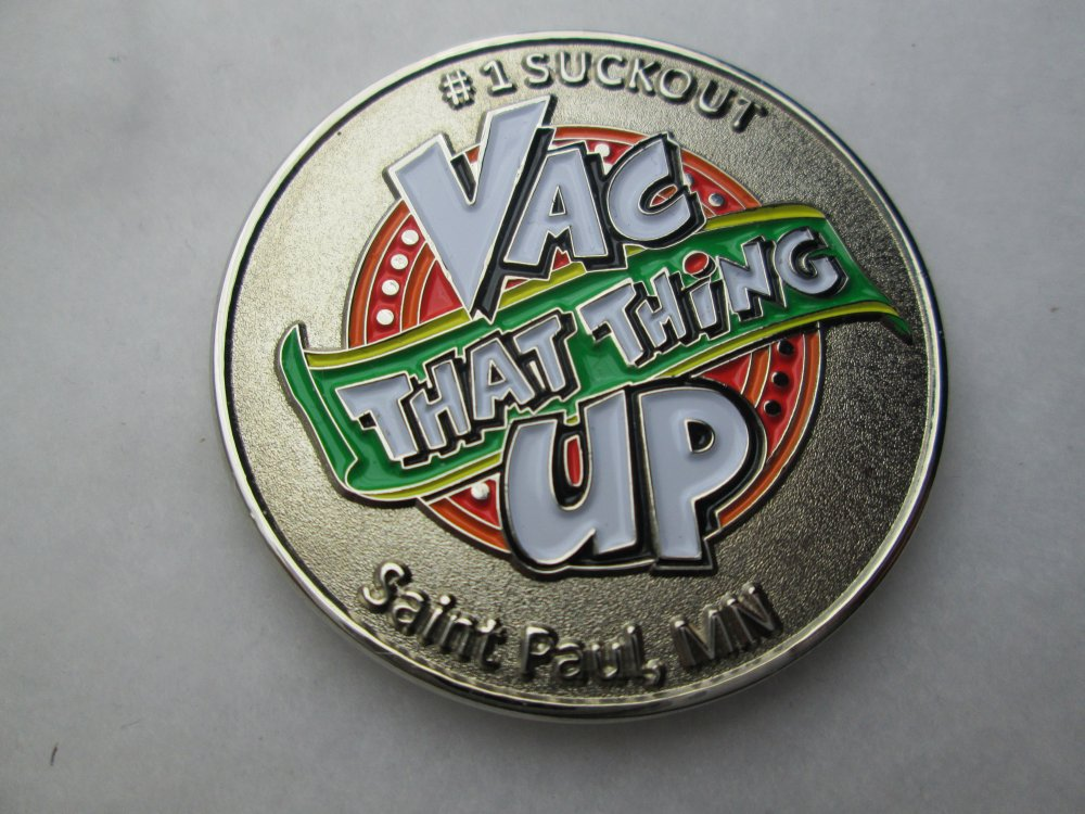 Vac That Thing Up  Card Guard for the Poker Player