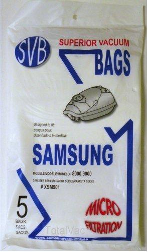 Samsung XSM901 5 pack for models 8000 9000 SVB Brand