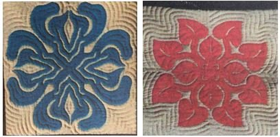 16-504: Hawaiian Quilt : hawaiian quilting techniques - Adamdwight.com