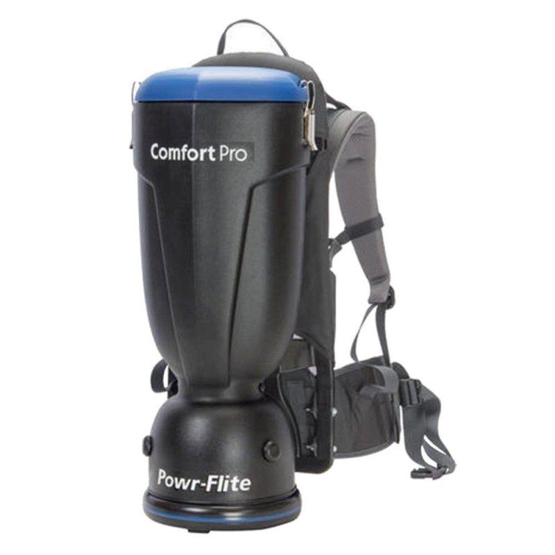 Comfort Pro 6 Quart Backpack Vacuum with Tool Kit