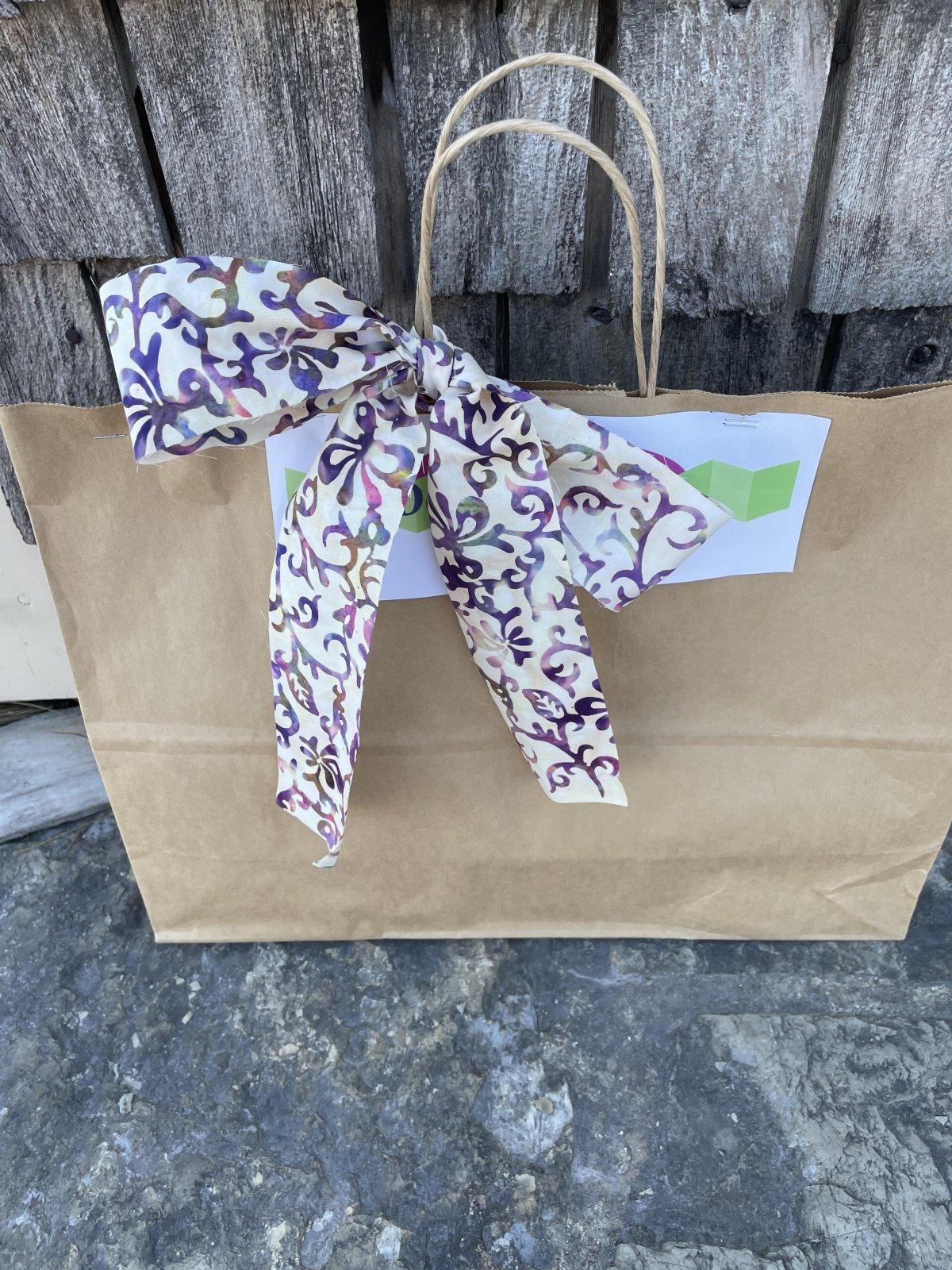 Double the Fun Mystery Quilt: Batik