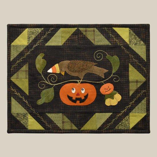 Bertie's Year: October Quilt kit