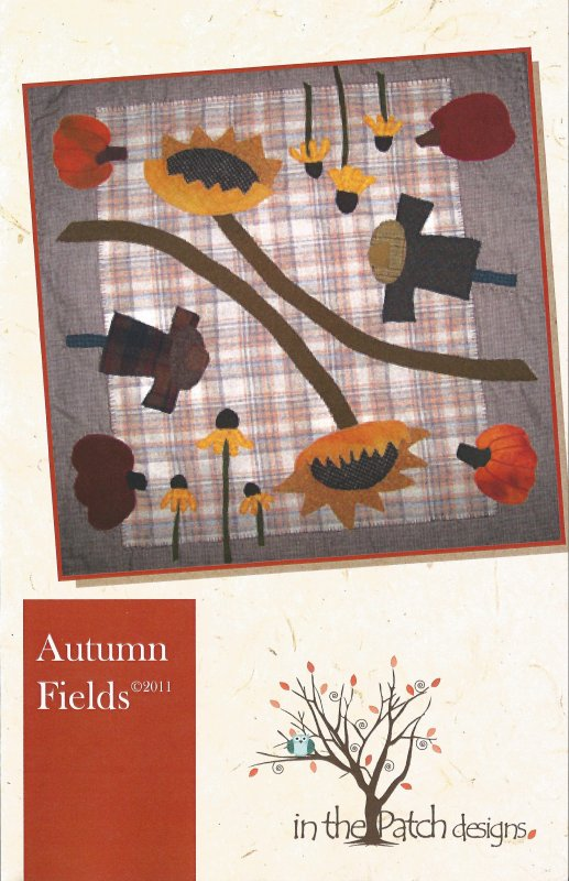 Autumn Fields Pattern