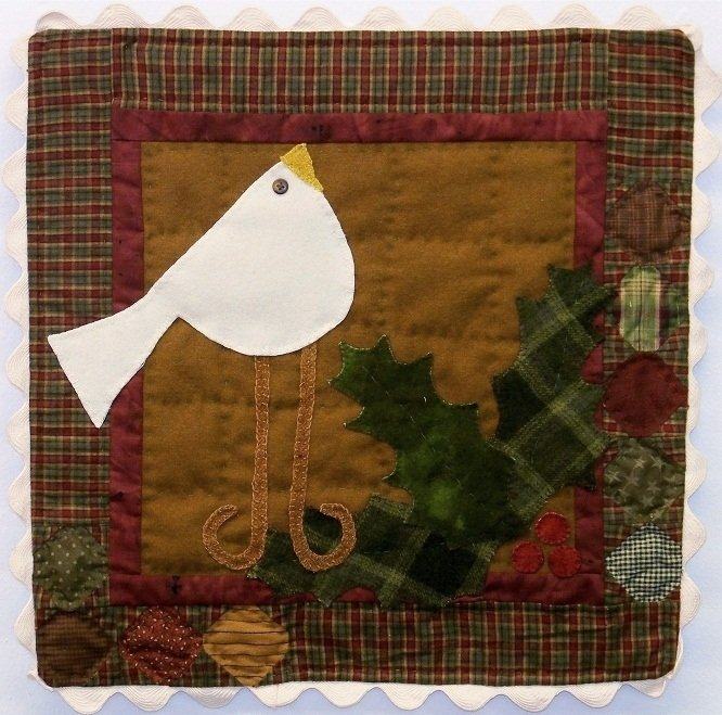 About -- Sing About Quilt Kit