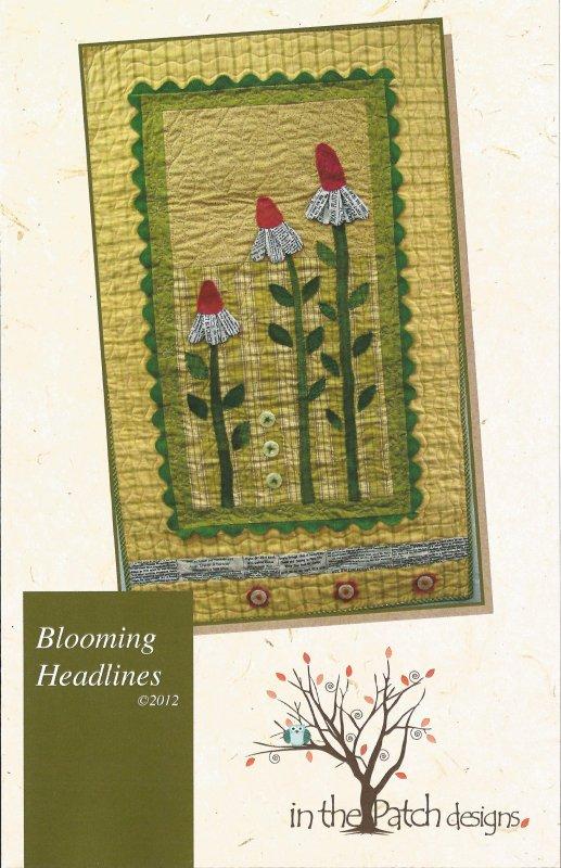 Blooming Headlines Pattern