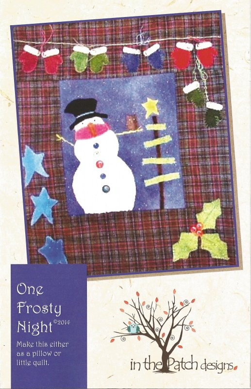 One Frosty Night - KIT
