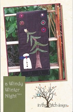 A Windy Winter Night-Pattern