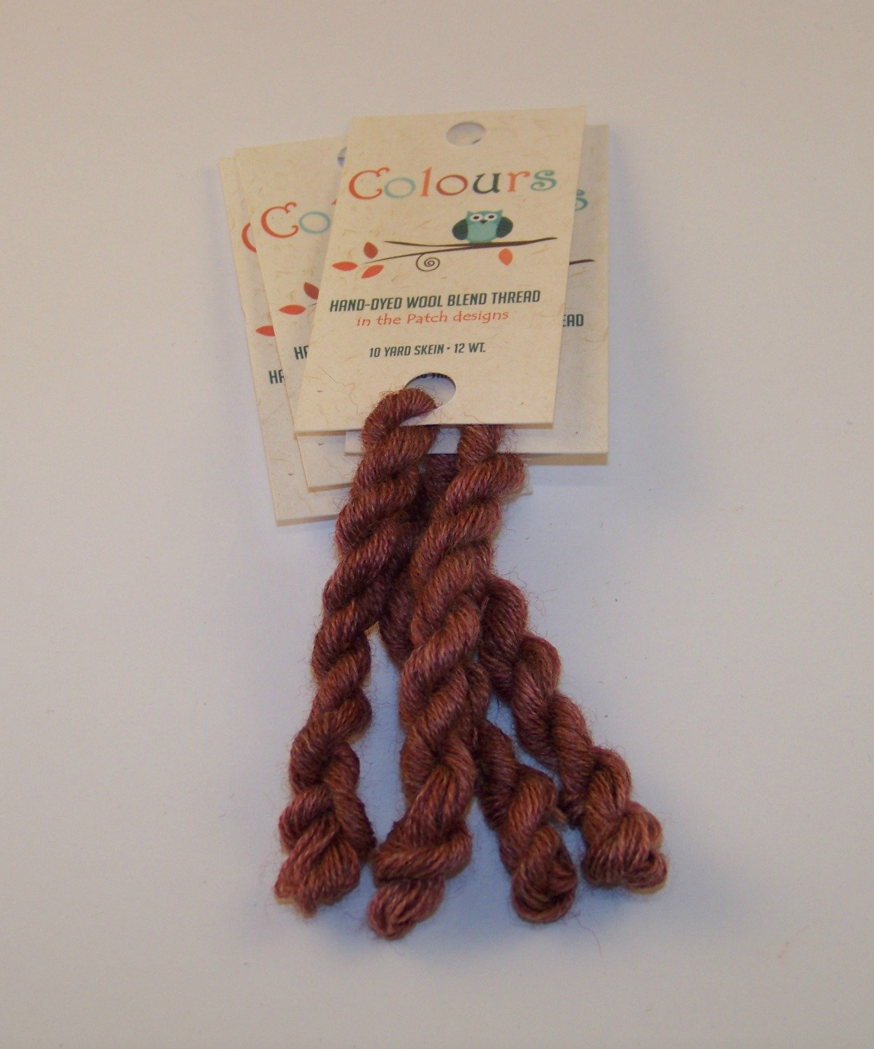 Colours Scarlet-Wool Thread