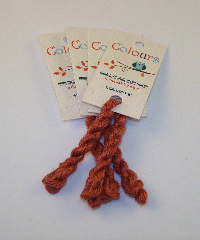 Colours Cayenne-Wool Thread