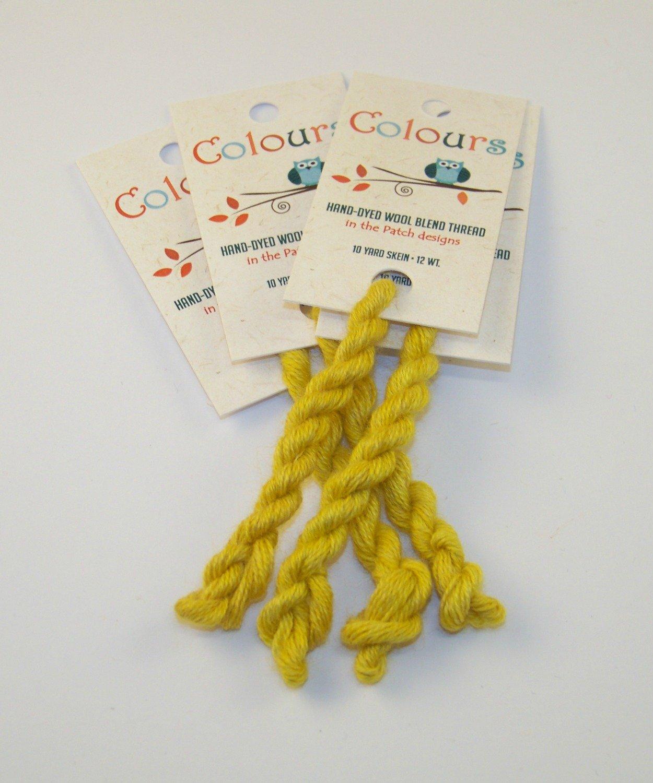 Colours Sunshine-Wool Thread