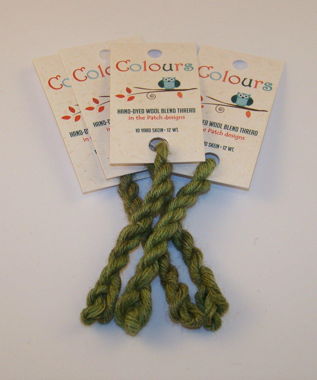 Colours Moss-Wool Thread