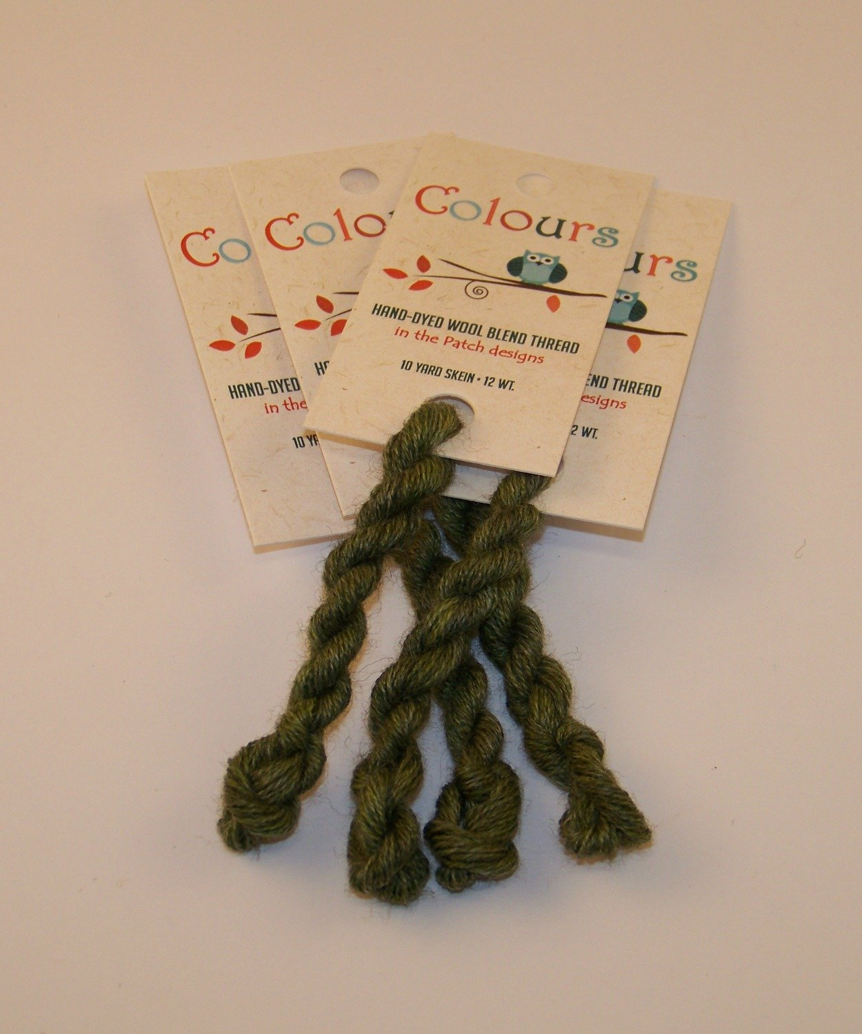 Colours Olive-Wool Thread