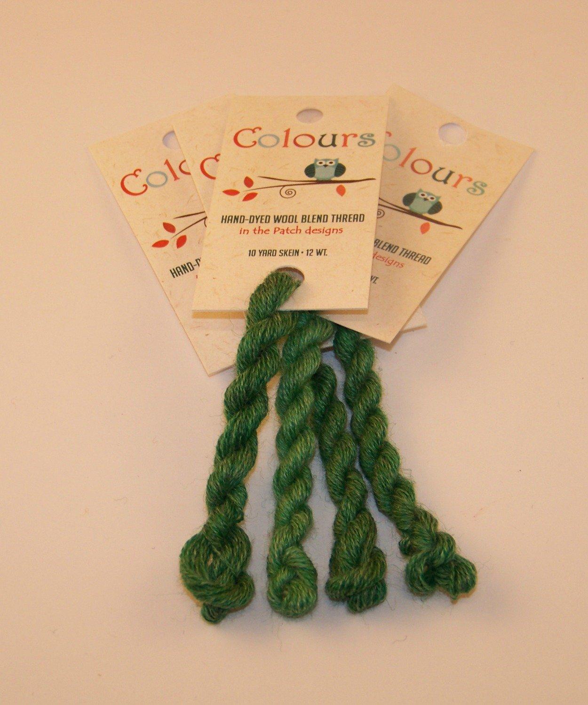 Colours Spearmint-Wool Thread
