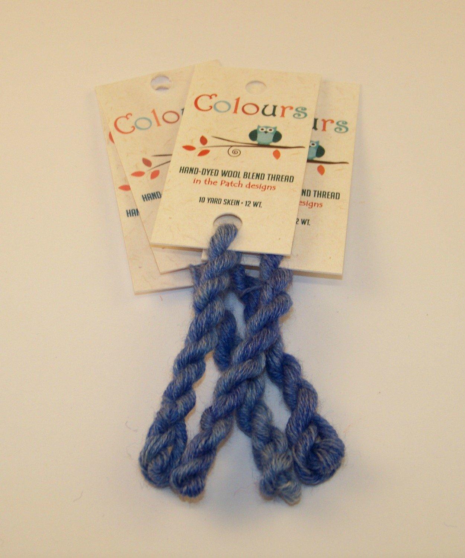 Colours Summer Night-Wool Thread