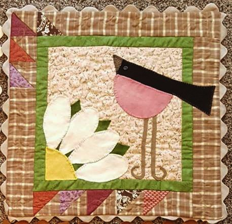 About -- Dance About Quilt Kit