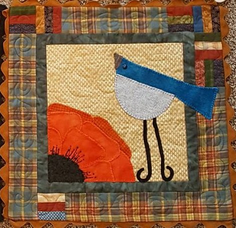 About -- Talk About Quilt Kit