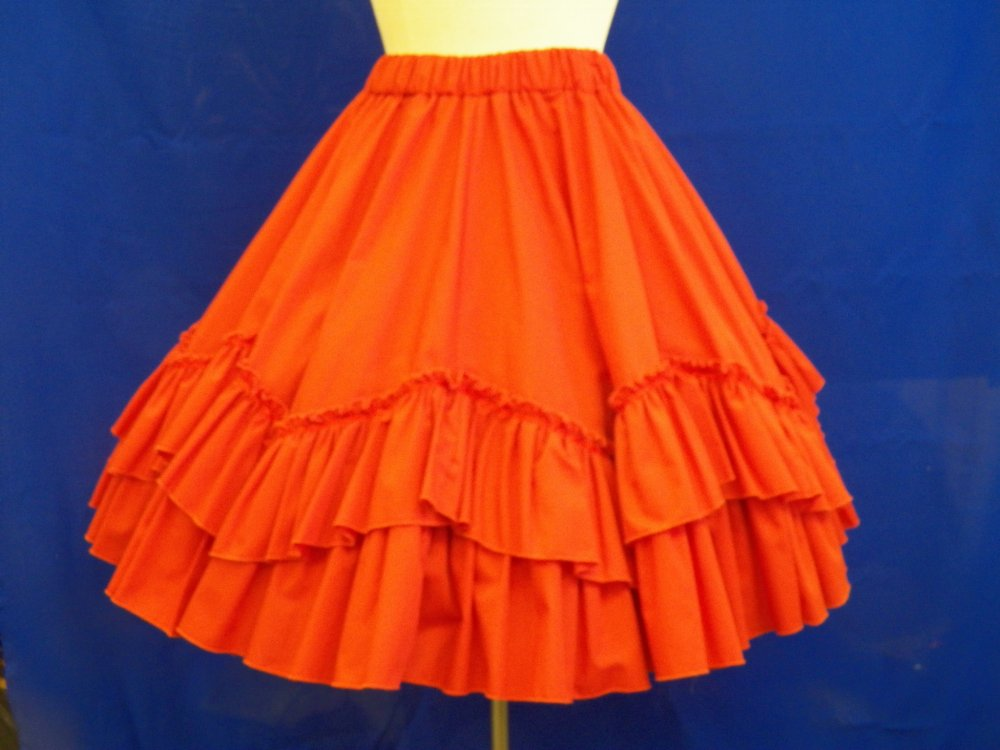 Traditional Scalloped