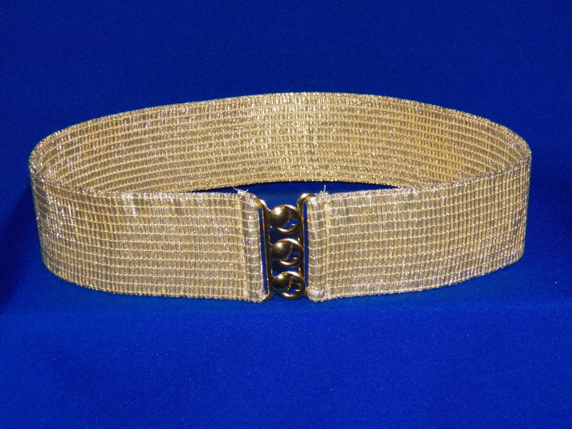 Metallic Elastic Belt