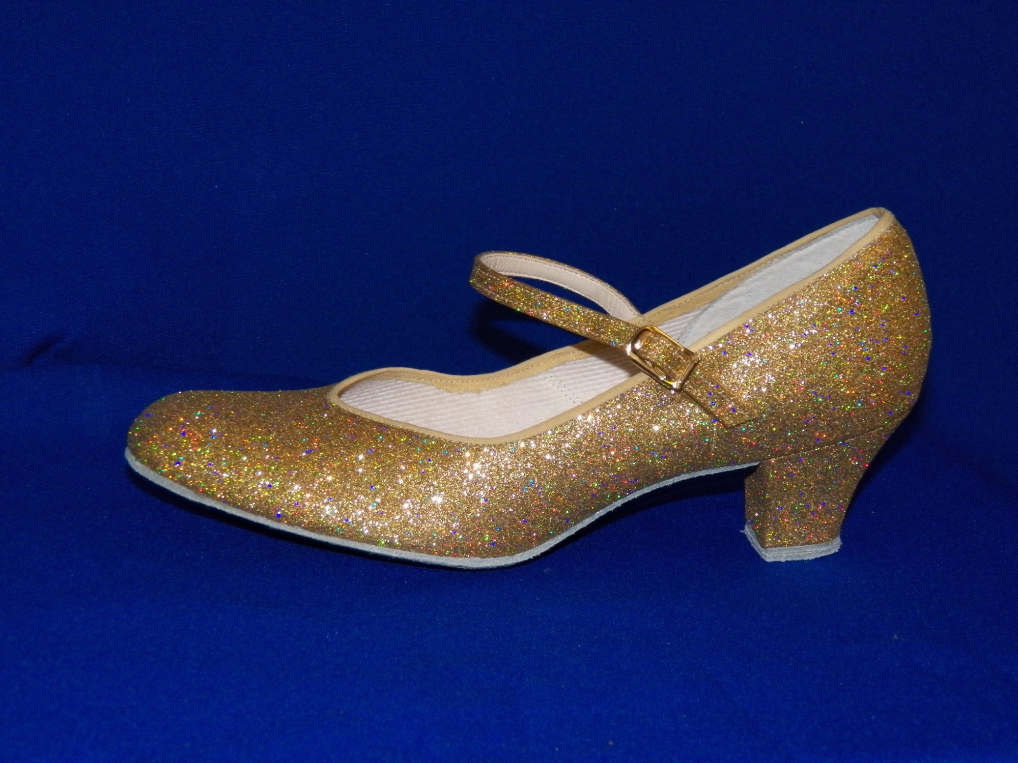 Vicki - Glitter, Gold, Silver