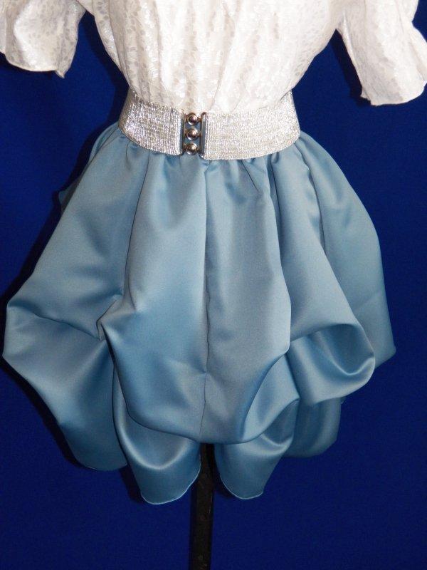 Short Puff Skirt