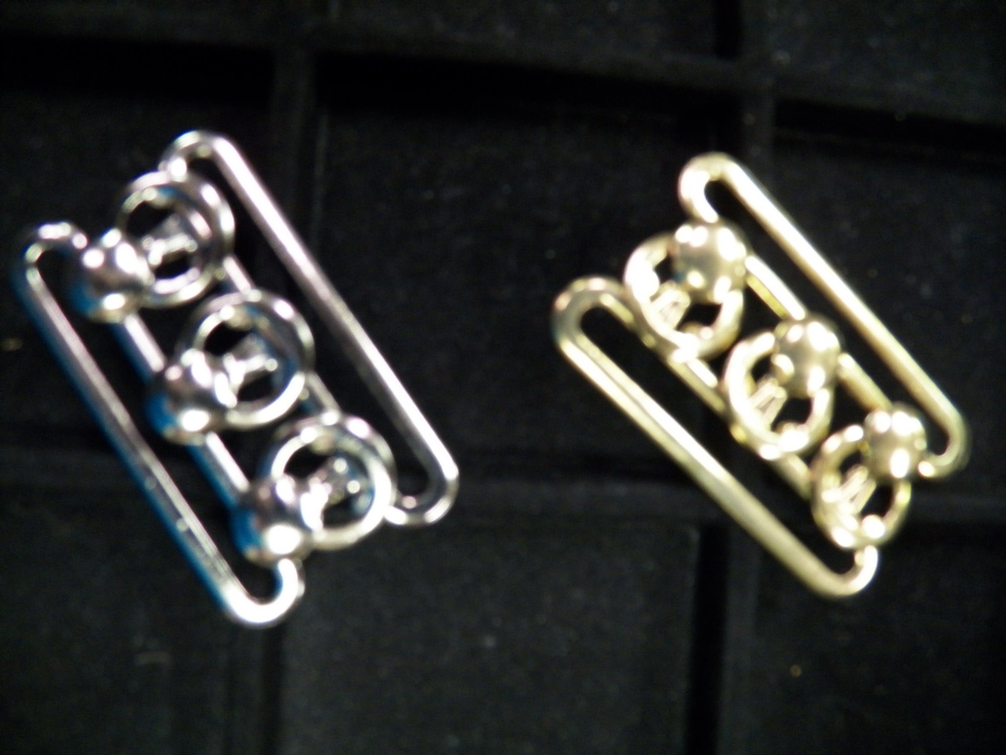 3-Ring Buckles
