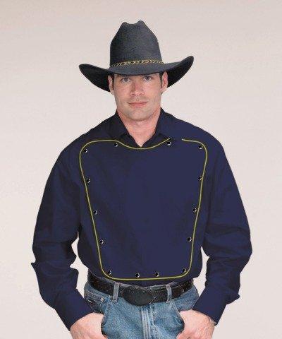 Men's Bib Shirt