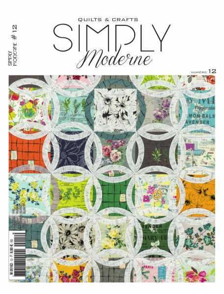 Simply Moderne Magazine #12 - Softcover