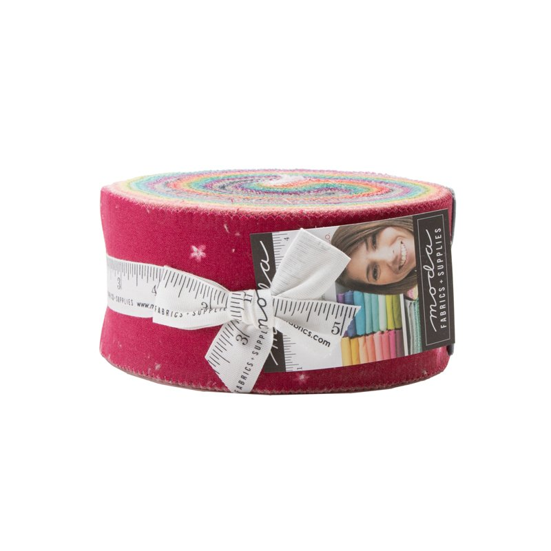 Ombre Bloom Jelly Roll 10870JR Ombre Bloom by V & Co.