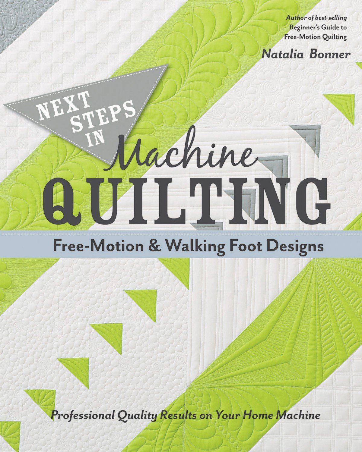 Next Steps in Machine Quilting